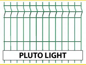 Fence panel PLUTO LIGHT 1530x2500 / ZN+PVC6005