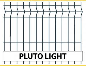 Fence panel PLUTO LIGHT 1230x2500 / ZN+PVC7016