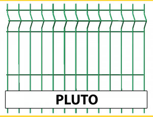 Fence panel PLUTO 1530x2500 / ZN+PVC6005