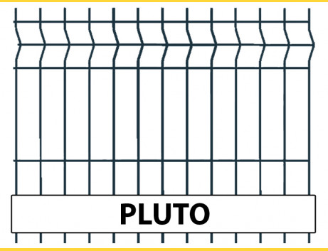Panel PLUTO 1030x2500 / ZN+PVC7016