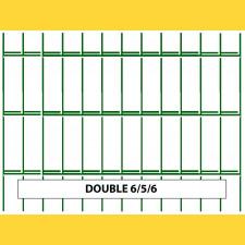 Panel DOUBLE 6/5/6 / 2030x2500 / ZN+PVC6005