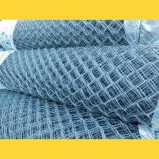 Štvorhranné pletivo 50/2,50-1,65/100/25m / BND / ZN+PVC7016