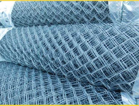 Štvorhranné pletivo 50/2,50-1,65/150/15m / BND / ZN+PVC7016