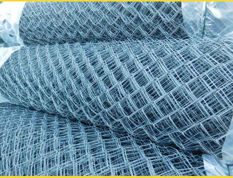 Štvorhranné pletivo 50/2,50-1,65/160/25m / BND / ZN+PVC7016