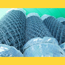 Štvorhranné pletivo 50/3,00-1,90/125/15m / BND / ZN+PVC7016