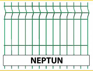 Fence panel NEPTUN 1230x2500 / ZN+PVC6005