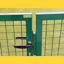 Brána BD ECO 1500x3600 / ZN+PVC6005