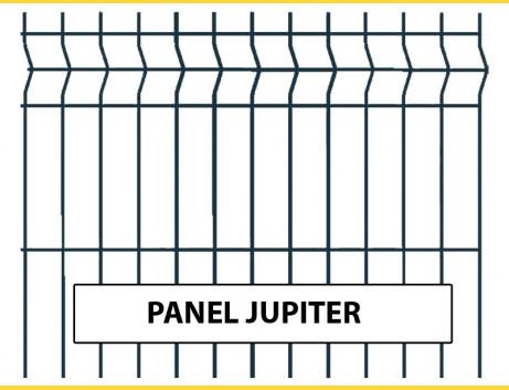 Panel JUPITER 1230x2500 / ZN+PVC7016