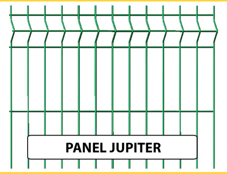 Panel JUPITER 2030x2500 / ZN+PVC6005