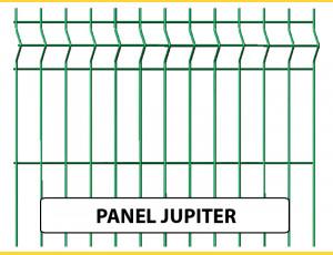 Fence panel JUPITER 0830x2500 / ZN+PVC6005