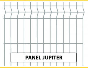 Fence panel JUPITER 1230x2500 / HNZ