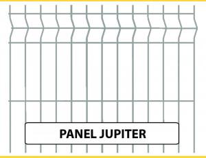 Fence panel JUPITER 1530x2500 / HNZ