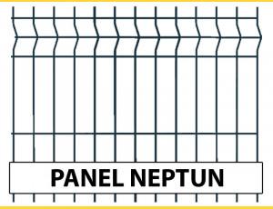 Fence panel NEPTUN 1230x2500 / ZN+PVC7016