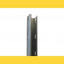 Stĺpik vinohrad. radový ZOBOR / 50x40x1,50x2500 SH / S250GD+Z275 / ZN