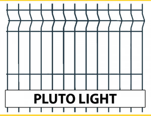 Fence panel PLUTO LIGHT 1030x2500 / ZN+PVC7016