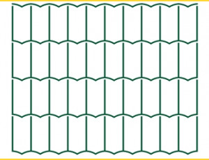 H-PLAST 150cm / 25m / zelený