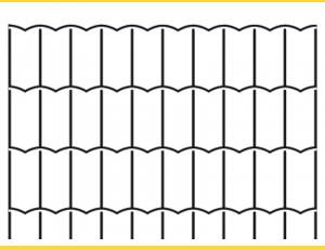 H-PLAST 100cm / 25m / ZN+PVC7016