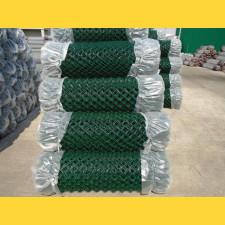 Štvorhranné pletivo 50/2,50-1,65/200/25m / BND / ZN+PVC6005