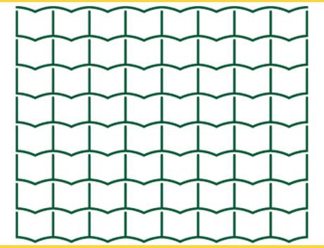 V-PLAST 200cm / 25m / zelený