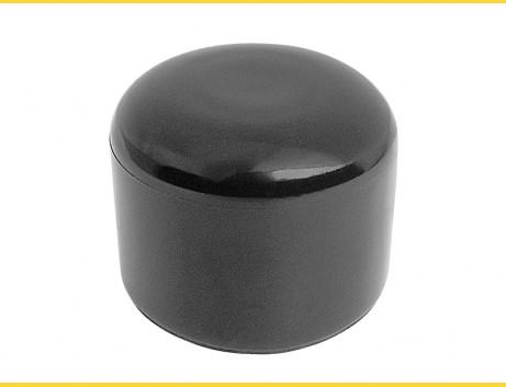 Čiapočka PVC 48 mm / čierna