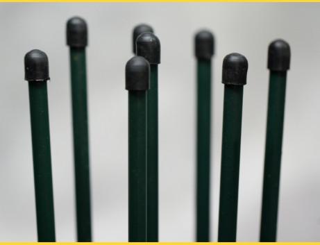 Tyč napínacia 1650mm / ZN+PVC6005