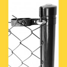 Tyč napínacia 1650mm / ZN+PVC7016