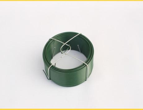 Drôt PVC 2,00-1,40 / 30m / ZN+PVC6005