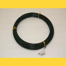 Drôt PVC 3,50-2,50 / 16m / ZN+PVC6005