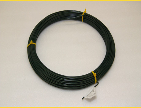 Drôt PVC 3,50-2,50 / 26m / ZN+PVC6005