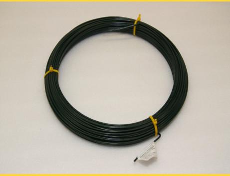 Drôt PVC 3,50-2,50 / 32m / ZN+PVC6005
