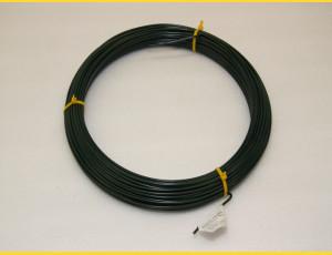 Drôt PVC 3,50-2,50 / 52m / ZN+PVC6005