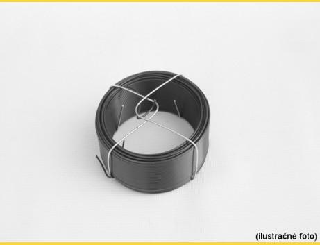 Drôt PVC 2,00-1,40 / 30m / ZN+PVC7016
