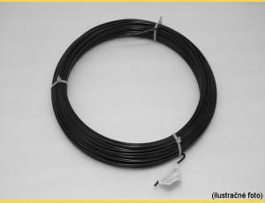 Drôt PVC 3,50-2,50 / 52m / ZN+PVC7016