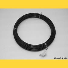 Drôt PVC 3,50-2,50 / 78m / ZN+PVC7016