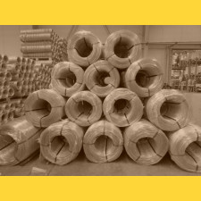 Drôt PVC 2,50-1,65 / kg / ZN+PVC6005