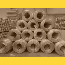 Drôt PVC 3,50-2,50 / kg / ZN+PVC6005