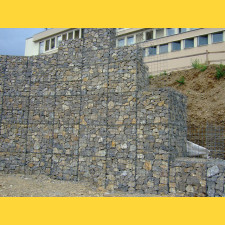 Gabiony Blok 100x 50mm / 4,00mm / 100x100cm / ZN+AL