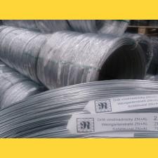 Drôt ZN+AL 2,00mm / 700-900MPa / ZN125g / 25kg - vinohradnícky