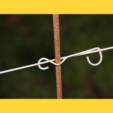 Fixačná spona k opornej tyčke / tks