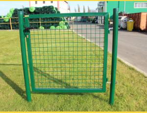 Gate BJ ECO 1250x1000 / ZN+PVC6005