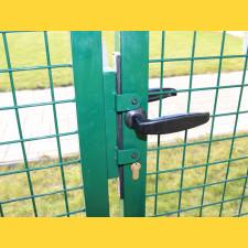 Brána BD ECO 1600x3600 / ZN+PVC6005