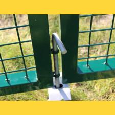 Brána BD ECO 1800x3600 / ZN+PVC6005