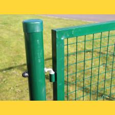 Brána BD ECO 2000x3600 / ZN+PVC6005