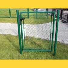 Bránka BJ GARDEN 1000x1000 / ZN+PVC6005