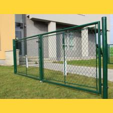 Brána BD GARDEN 1000x3600 / ZN+PVC6005