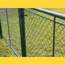 Brána BD GARDEN 1500x3600 / ZN+PVC6005