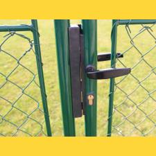Brána BD GARDEN 1800x3600 / ZN+PVC6005
