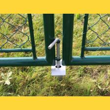 Brána BD GARDEN 2000x3600 / ZN+PVC6005