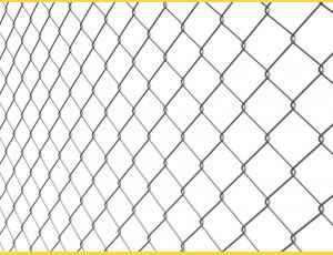 Chain link fence 50/2,00/125/25m / ZN KOMPAKT