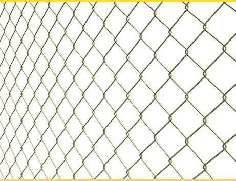 Štvorhranné pletivo 50/3,00-1,90/160/15m / BND / ZN+PVC6005
